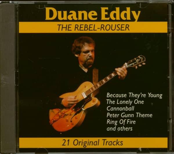 The Rebel-Rouser (CD)