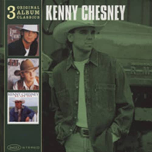3 Original Albums (3-CD Slipcase)