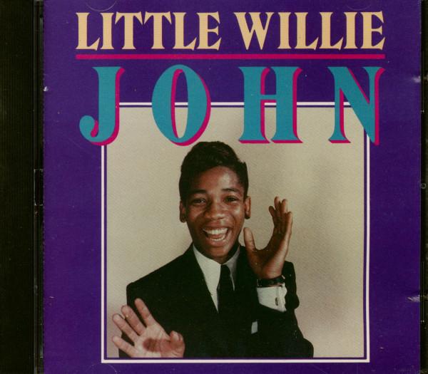 Little Willie John (CD)
