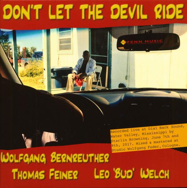 Don't Let The Devil Ride (LP, 180g Vinyl)