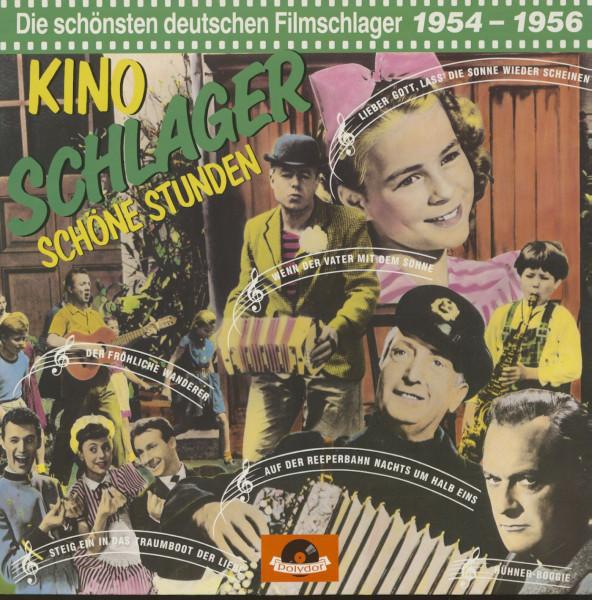 Kino Schlager - Schöne Stunden - 1954-1956 (LP)