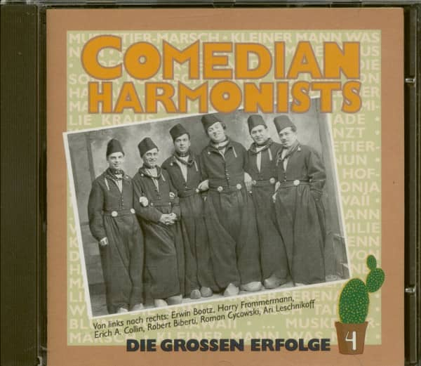 Die Grossen Erfolge 4 (CD)