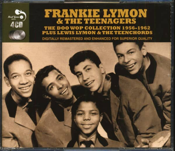 The Doo Wop Collection 1956-1962 Plus (4-CD)