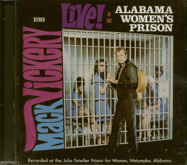 Live At The Alabama Women's Prison, plus
