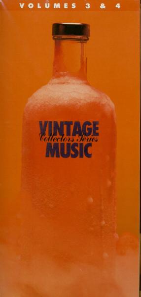 Vintage Music Vol.3 & 4 (CD)