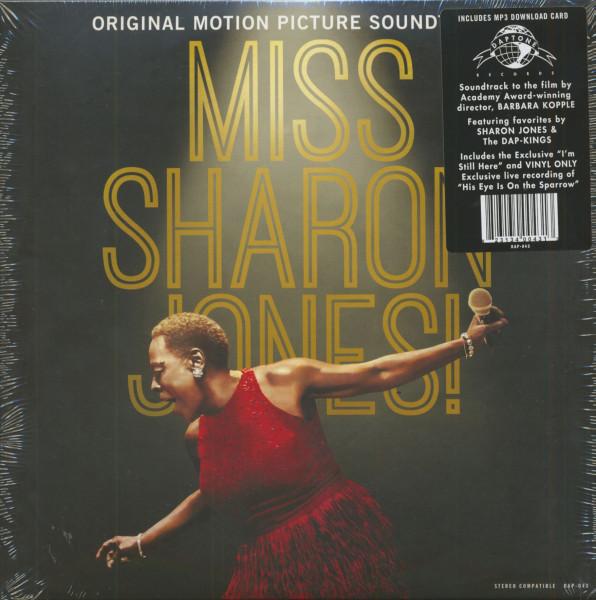 Miss Sharon Jones! - Original Motion Picture Soundtrack (2-LP)