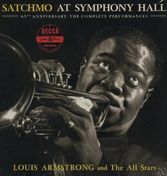 Satchmo At Symphonie Hall (2-CD)