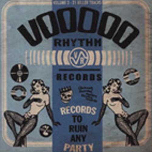 Vol.3, Voodoo Rhythm - Label Compilation