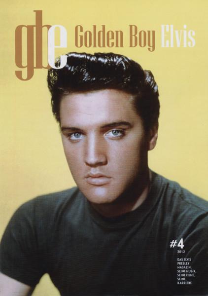 Golden Boy Elvis - Fachmagazin 4-2012
