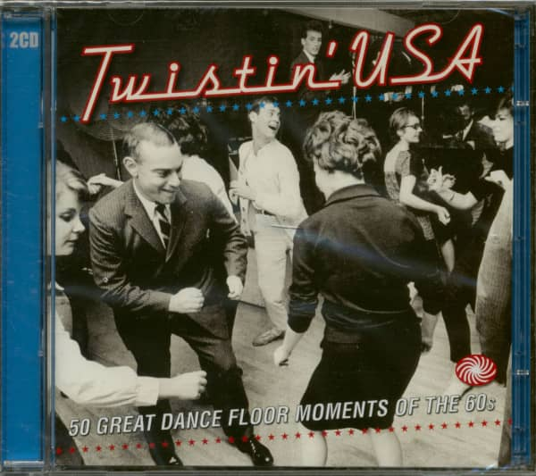 Twistin' USA (2-CD)