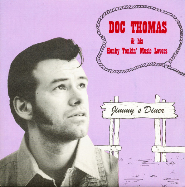 Jimmy's Diner (EP, 7inch, 45rpm, PS)