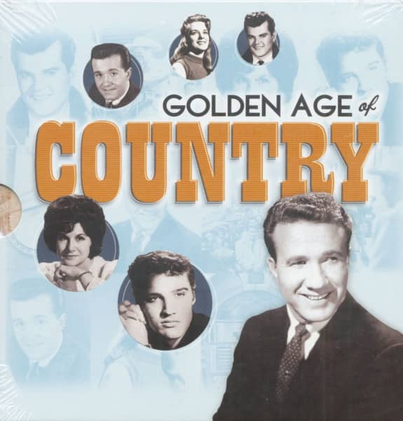 Golden Age Of Country (8-CD)