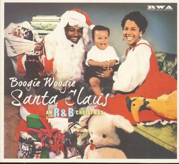Boogie Woogie Santa Claus - An R&B Christmas (CD)