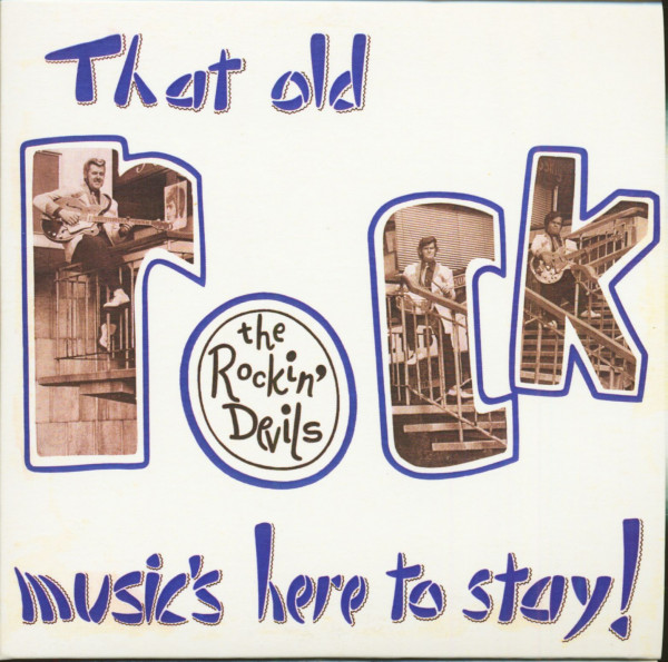 That Old Rock Music Is Here To Stay (CD)