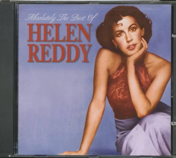 Absolutely The Best Of Helen Reddy (CD)