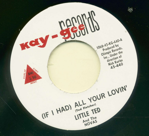 Baby-Baby-Baby - (If I Had) All Your Lovin' (7inch, 45rpm)