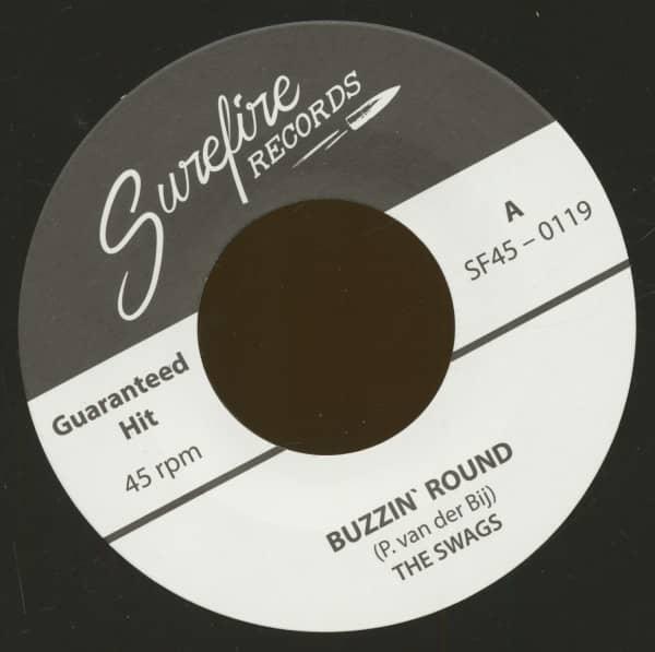 Buzzin' Around - The Price Of Love (7inch, 45rpm)