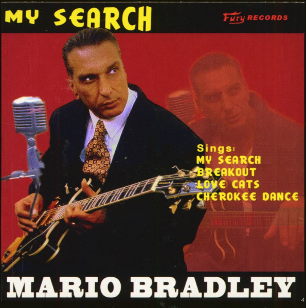 My Search (CD, EP)