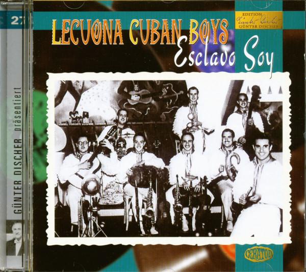 Esclavo Soy (CD)