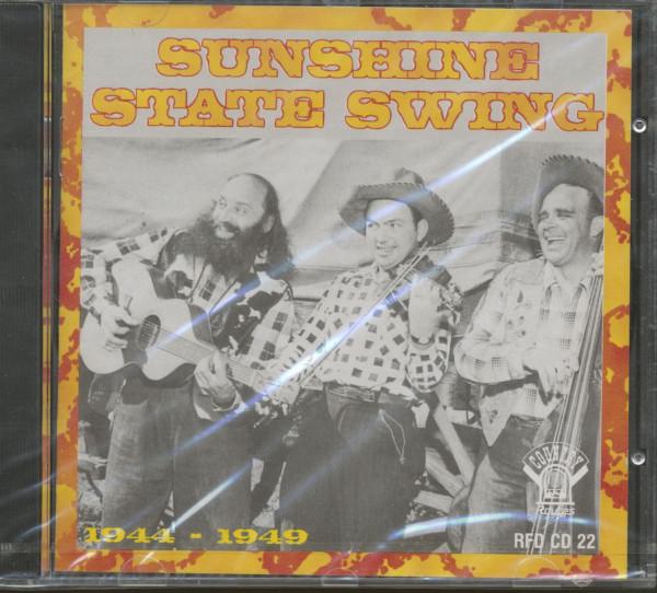 Sunshine State Swing - L.A. Radio 1944-49 (CD)