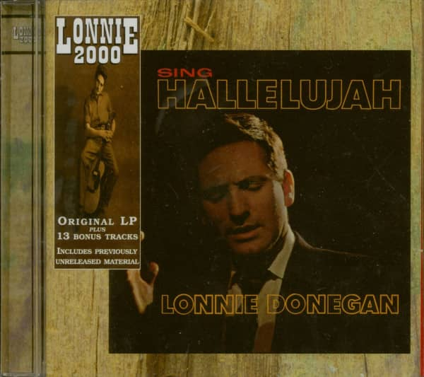 Sing Hallelujah...plus (CD)