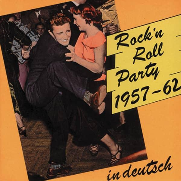 Rock & Roll Party 1957-62 - In Deutsch (CD)