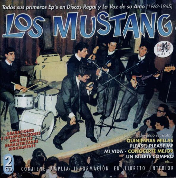 Sus Primeros EP's En Regal Y La Voz De Su Amo (2-CD)