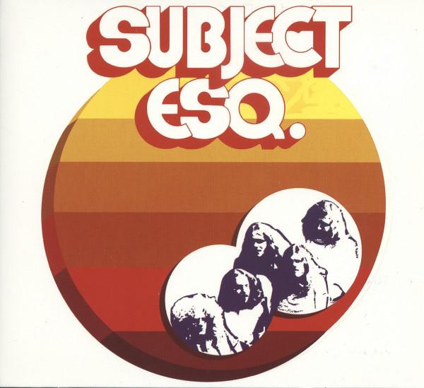 Subject Esq.