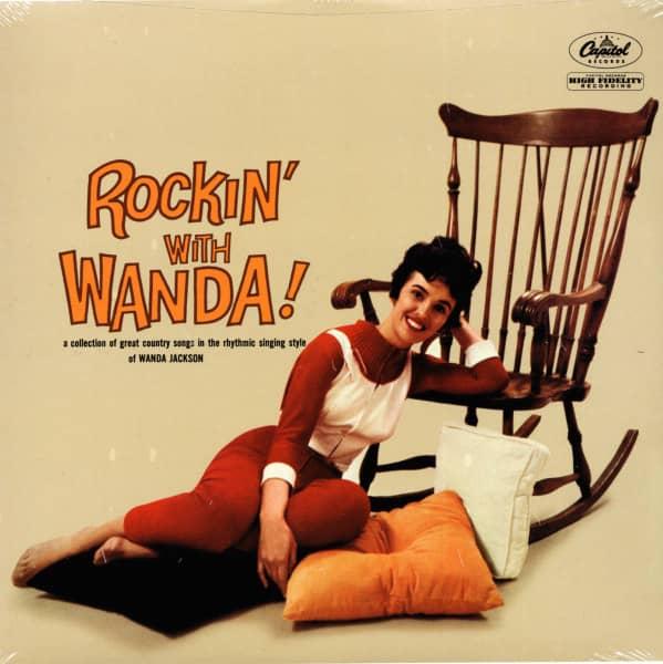 Rockin' With Wanda! (LP, 180g Vinyl)