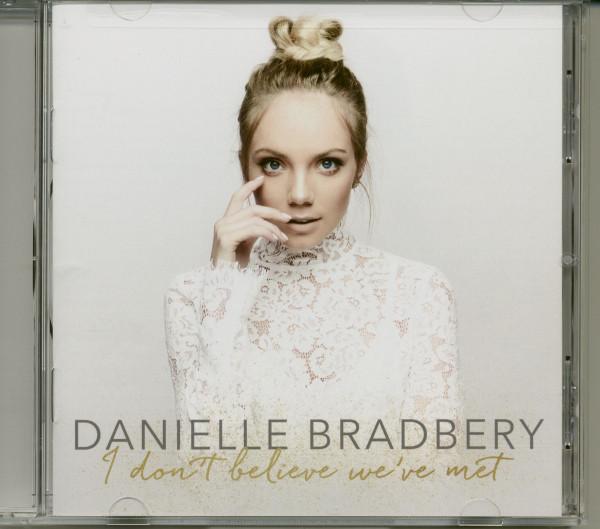 I Don't Believe We've Met (CD)