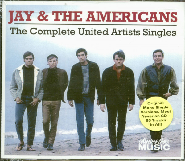 The Complete United Artists Singles (3-CD)