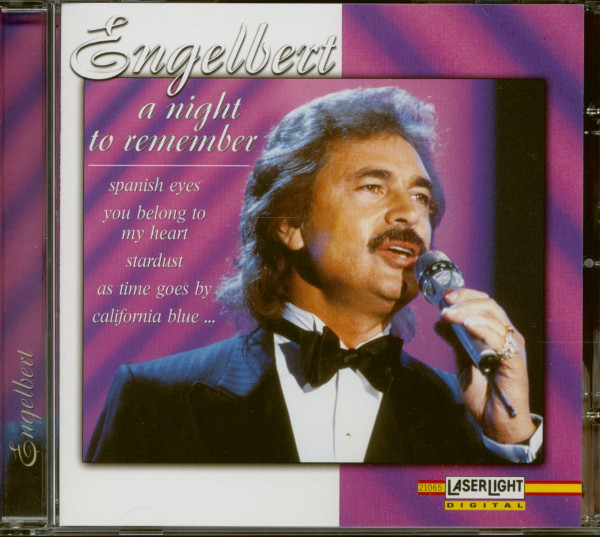 A Night To Remember (CD)