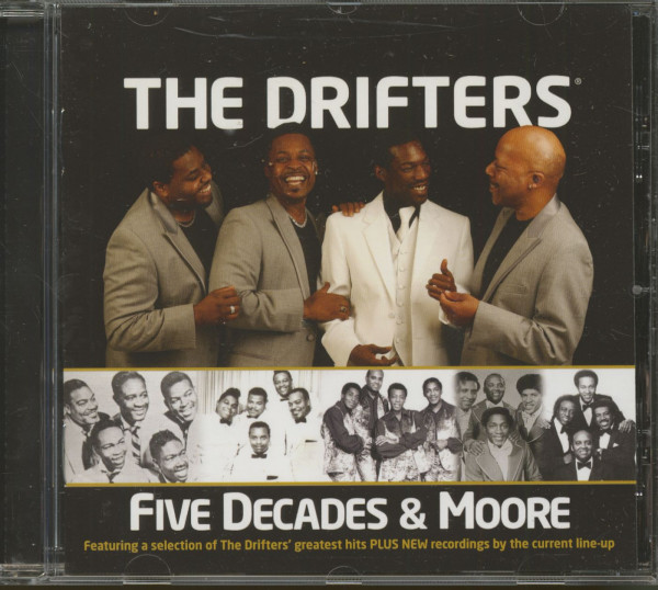Five Decades And Moore (CD)
