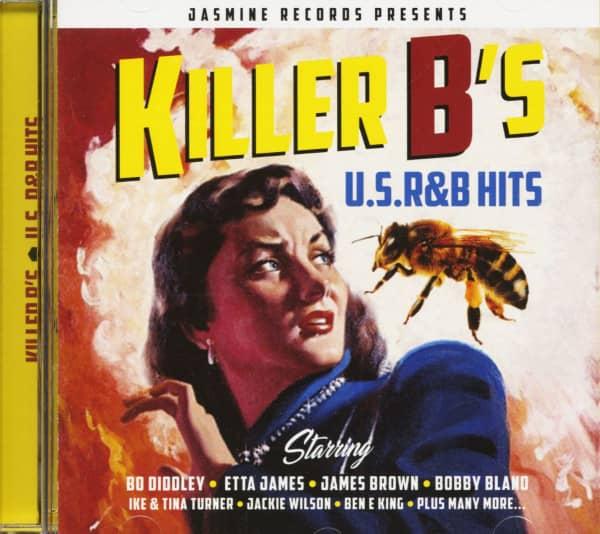 Killer B's - U.S. R&B Hits (CD)