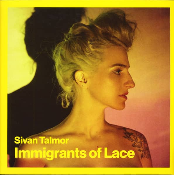 Immigrants Of Lace (LP, 180g Yellow Vinyl, Limited Deluxe Edition)