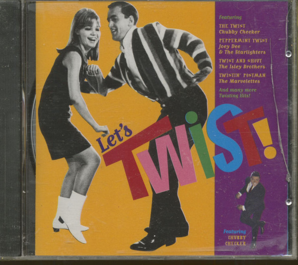 Let's Twist (CD)