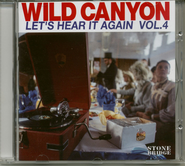 Let's Hear It Again Vol.4 (CD)