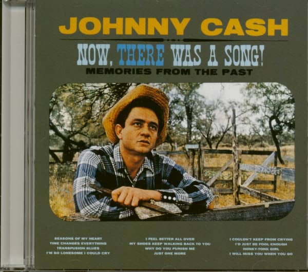 Now, There Was A Song (CD)