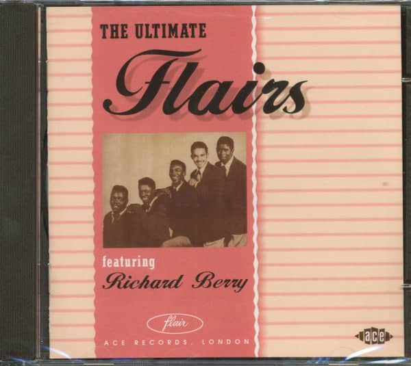 The Ultimate Flairs (feat.Richard Berry) (CD)