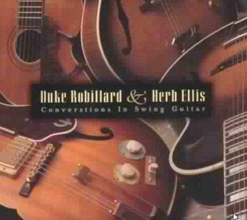 Conversations In Swing Guitar (CD)