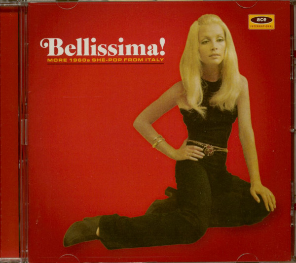 Bellissima! - More 1960s She-Pop From Italy (CD)