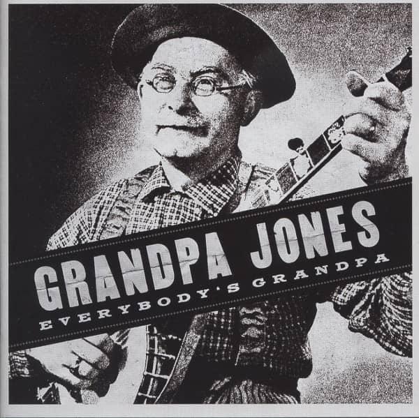 Everybody's Grandpa - Sings Hits From 'Hee Haw'