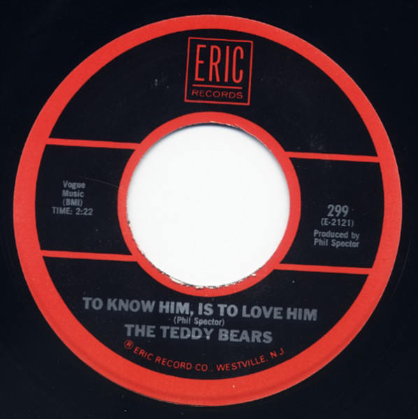 To Know Him Is To Love Him - Mission Bell 7inch, 45rpm