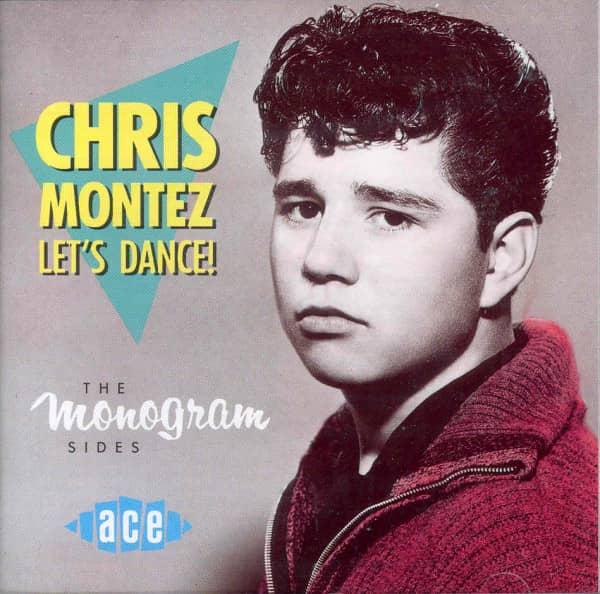 Let's Dance - The Monogram Sides (CD)