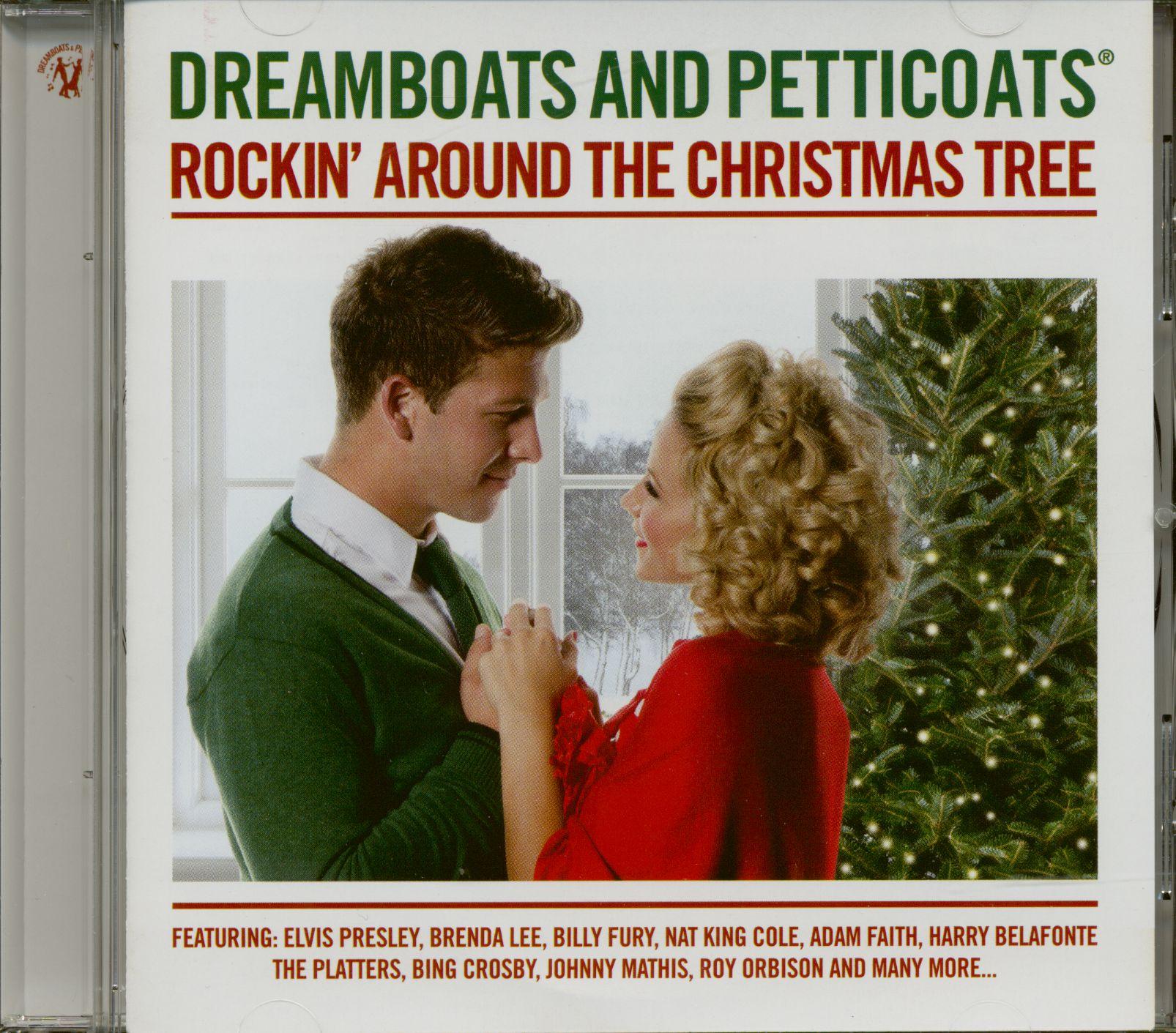 Rockin Around The Christmas Tree Brenda Lee.Various Rockin Around The Christmas Tree Cd