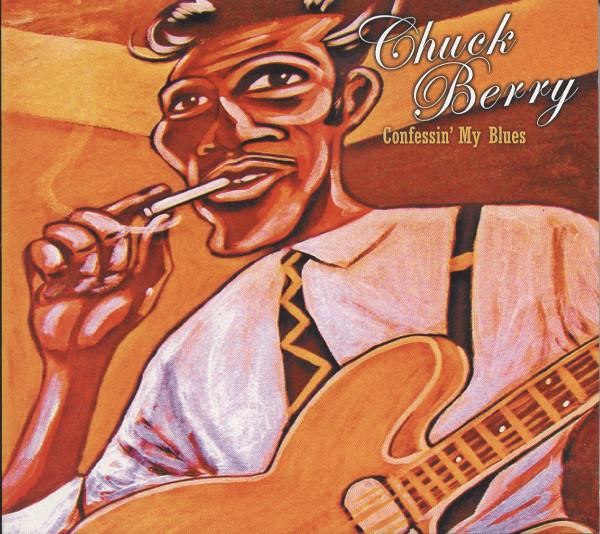 Confessin' My Blues (CD)