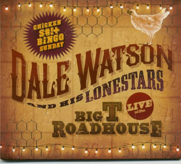 Live At The Big T Roadhouse (CD)