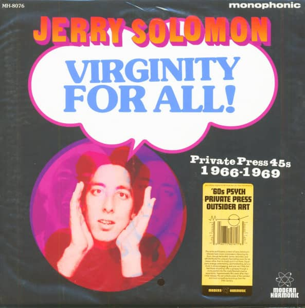 Virginity For All (2-LP)