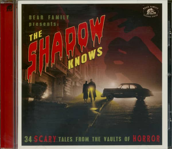 The Shadow Knows (CD)