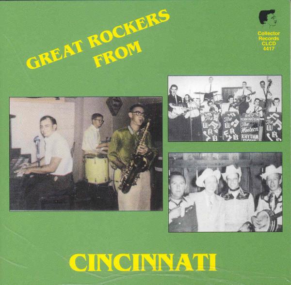 Great Rockers From Cincinnati